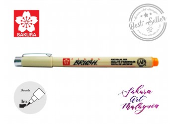 Sakura Pigma Micron Brush (Colour)
