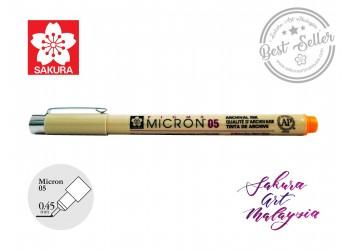 Sakura Pigma Micron 0.45mm (Colour)