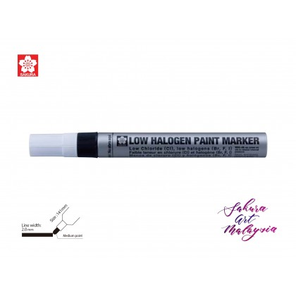 Sakura Low Halogen Paint Marker