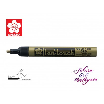 Sakura Pen-Touch Marker (Medium)
