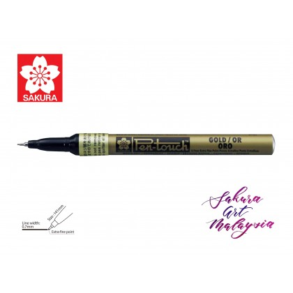 Pen-Touch Marker (Extra Fine)