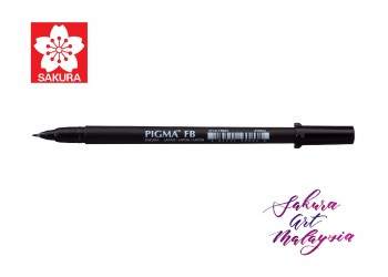 Sakura Pigma Brush (Black)