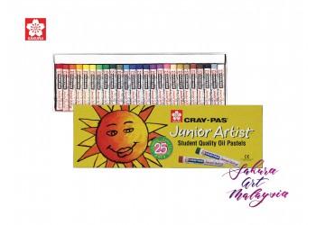 Sakura Cray-Pas Junior Artist