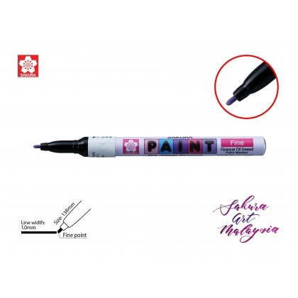 Sakura Paint Marker (Fine)