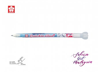 Sakura Quickie Roller Glue Pen