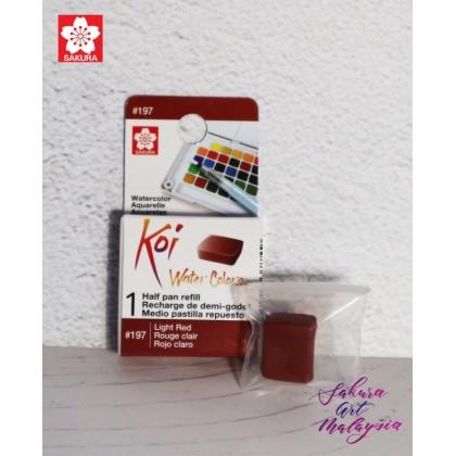 Sakura KOI Water COL.Sketch Box Refill Pan