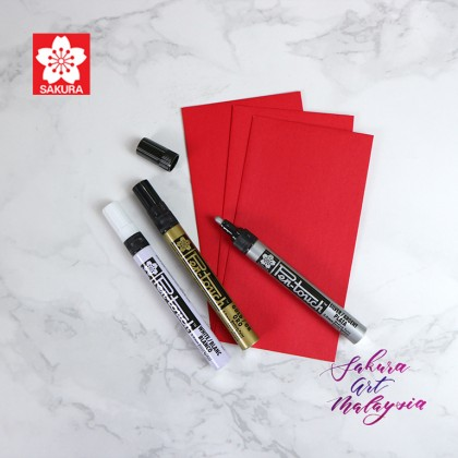 Pen-Touch Marker (3's Medium) + Red Packet (3's)