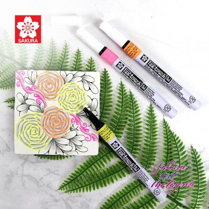 Pen-Touch Fluorescent (Extra Fine) 3'S