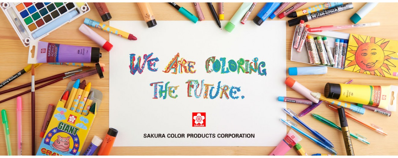 we are colouring the future